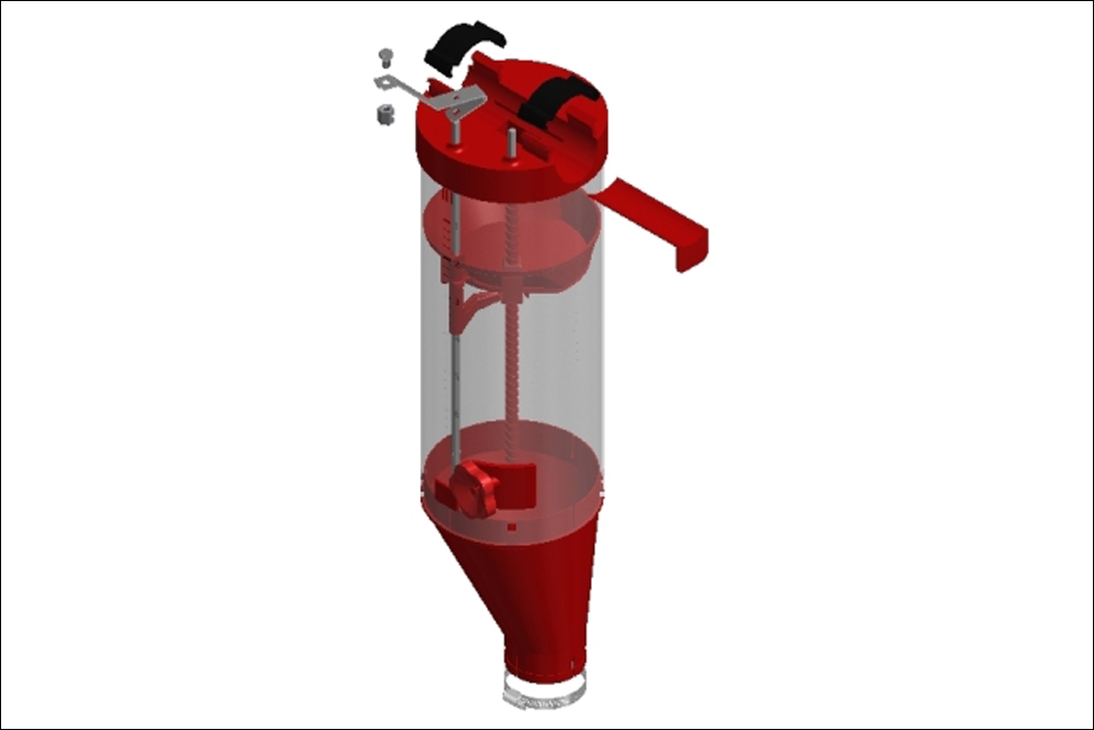 VD2 feed dispenser